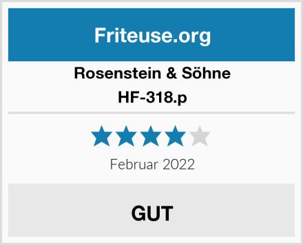 Rosenstein & Söhne HF-318.p Test
