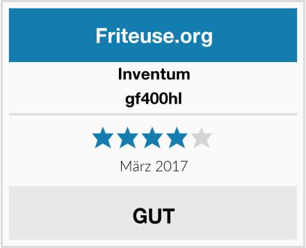 Inventum gf400hl Test