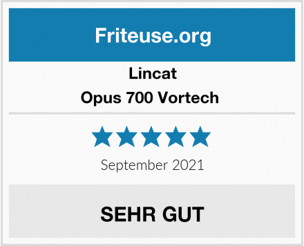 Lincat Opus 700 Vortech  Test