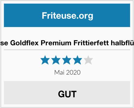 Phase Goldflex Premium Frittierfett halbflüssig Test