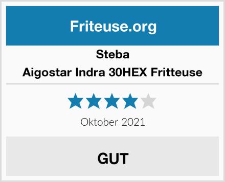Steba Aigostar Indra 30HEX Fritteuse Test