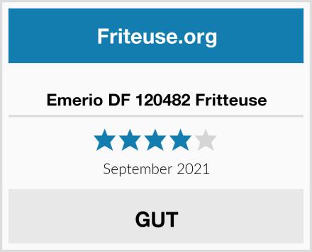 Emerio DF 120482 Fritteuse Test