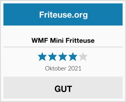 WMF Mini Fritteuse Test