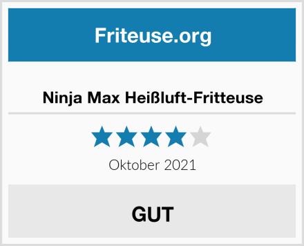 Ninja Max Heißluft-Fritteuse Test
