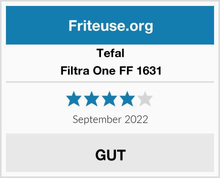 Tefal Filtra One FF 1631 Test