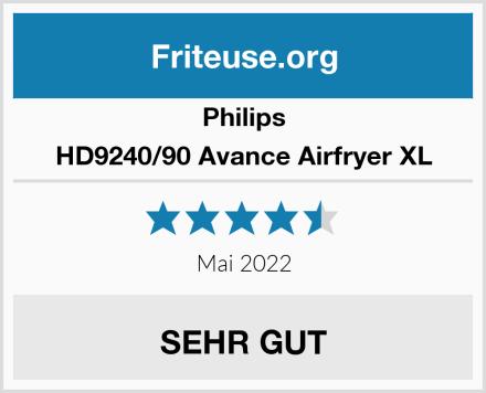 Philips HD9240/90 Avance Airfryer XL Test
