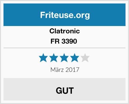 Clatronic FR 3390  Test