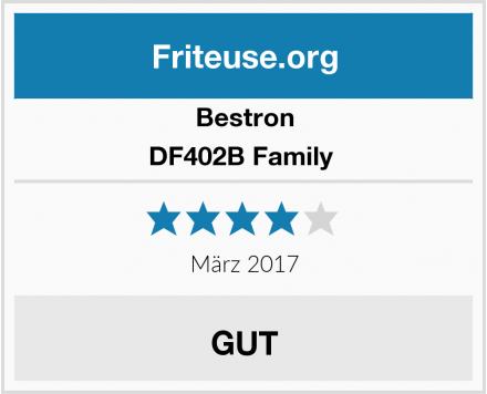 Bestron DF402B Family  Test