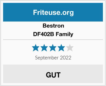 Bestron DF402B Family  Test