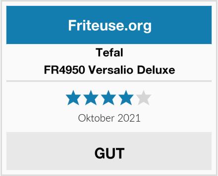 Tefal FR4950 Versalio Deluxe  Test