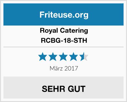 Royal Catering RCBG-18-STH Test