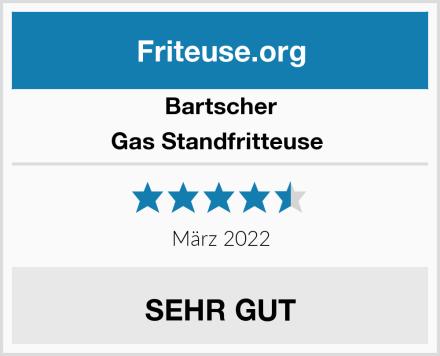 Bartscher Gas Standfritteuse  Test
