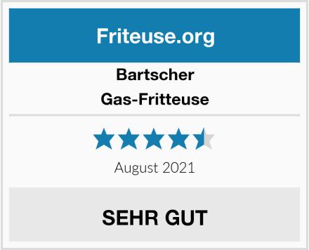 Bartscher Gas-Fritteuse Test