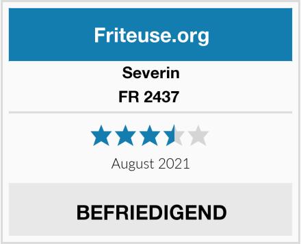 Severin FR 2437  Test