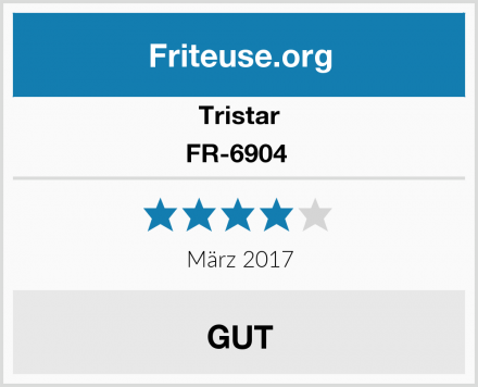 Tristar FR-6904  Test