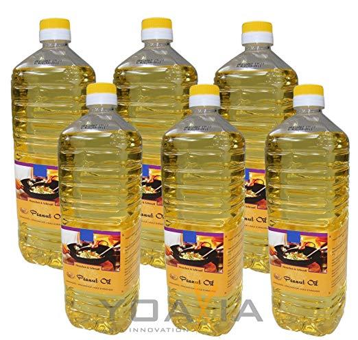 No Name H&S 6er Pack 100% Erdnuss-Öl