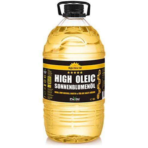 FlavOil High Oil Sonnenblumenöl