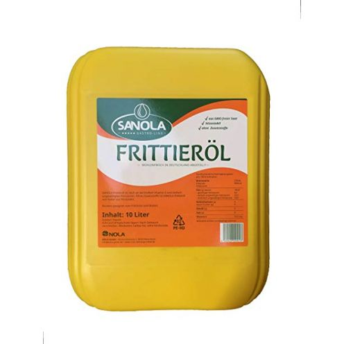 SANOLA Frittieröl 10 Liter